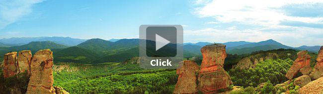 Белоградчишки скали::панорамна снимка::виртуална разходка