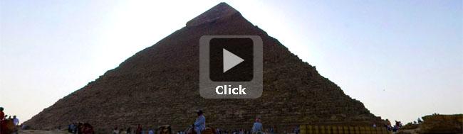 Египетските пирамиди :: Виртуална разходка