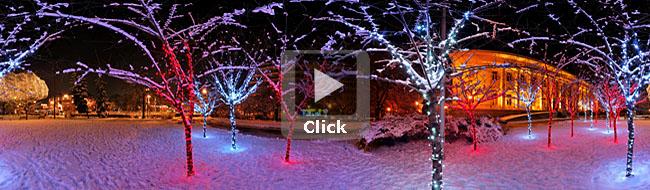 Коледна картичка :: виртуална панорама