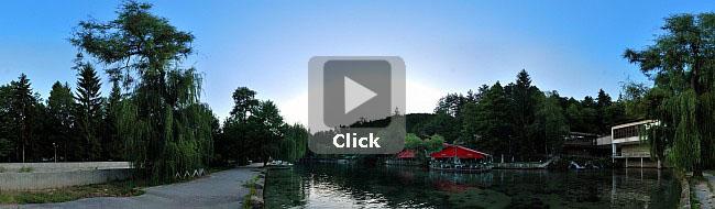Езеро Клептуза - Виртуална разходка