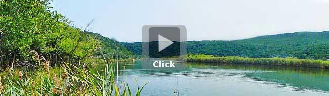 Река Ропотамо::панорамна снимка::виртуална разходка