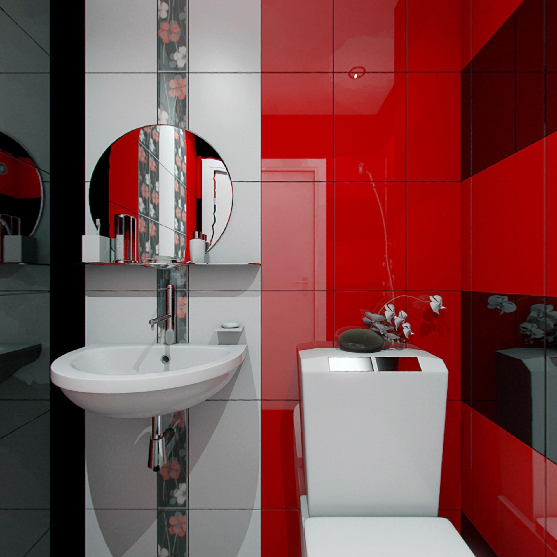 3д снимка баня