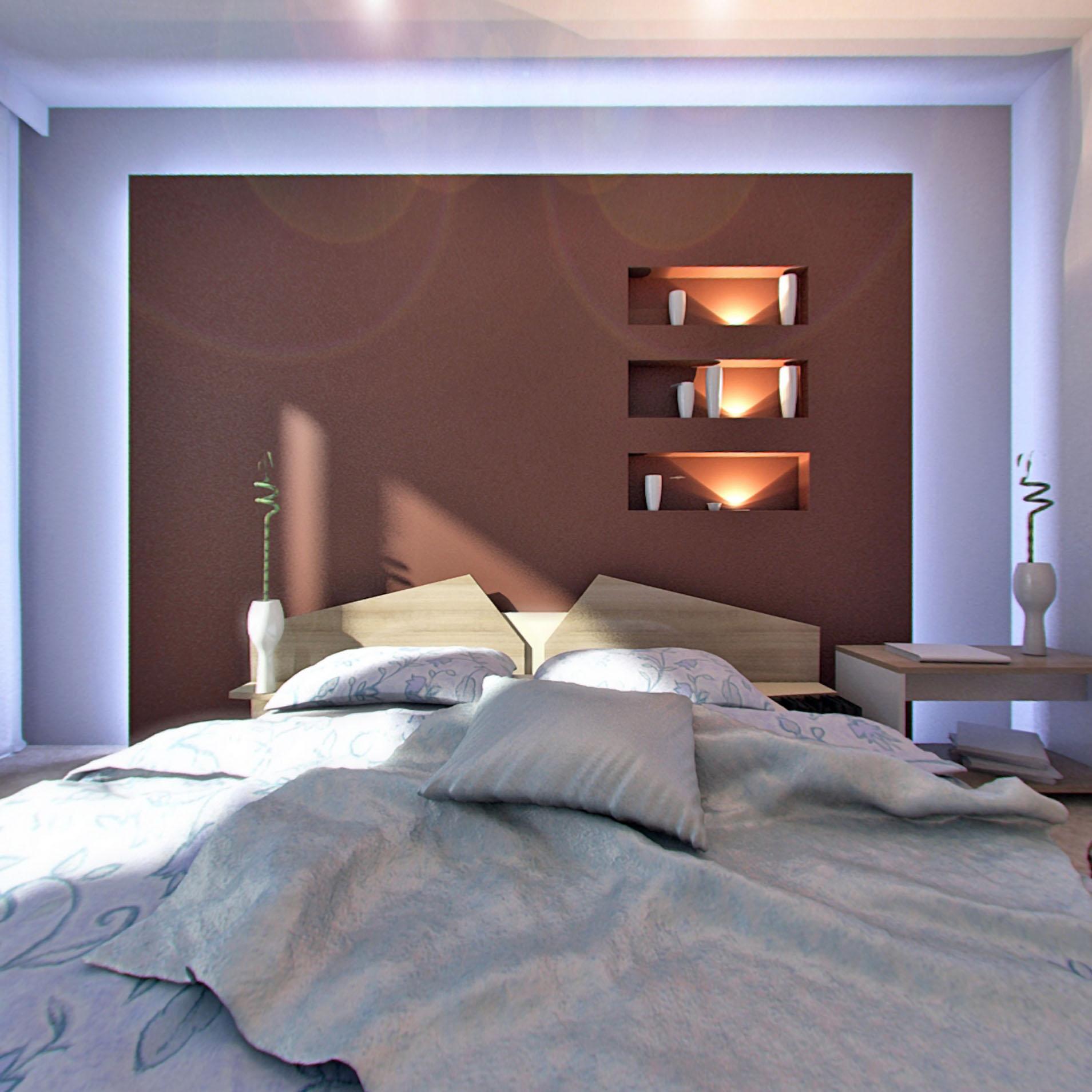 3д снимка стая